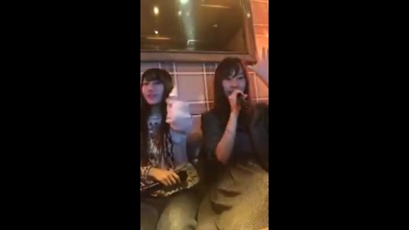 Yagura Fuuko Fujie Reina Junjou U 19 Nagiichi Virginity @ 2018 05 17 @ Insta Live Fujie Reina