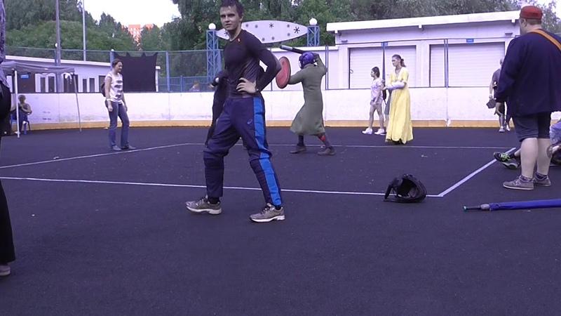 Турнир Первый Рыцарь, Мужская мягкая номинация, 2 лига 24
