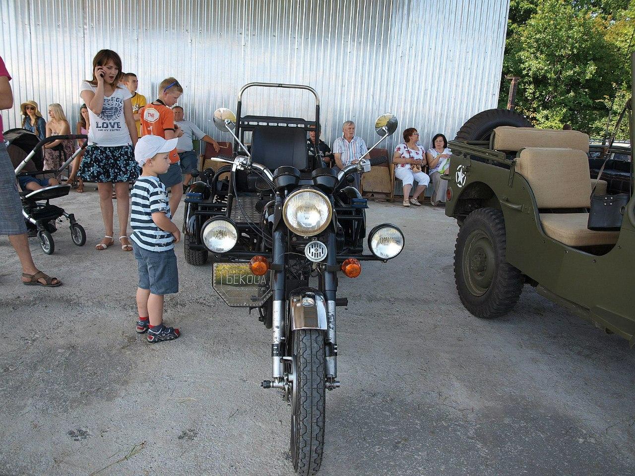 Чуваки перетворили радянську легенду на справжнісінький трайк