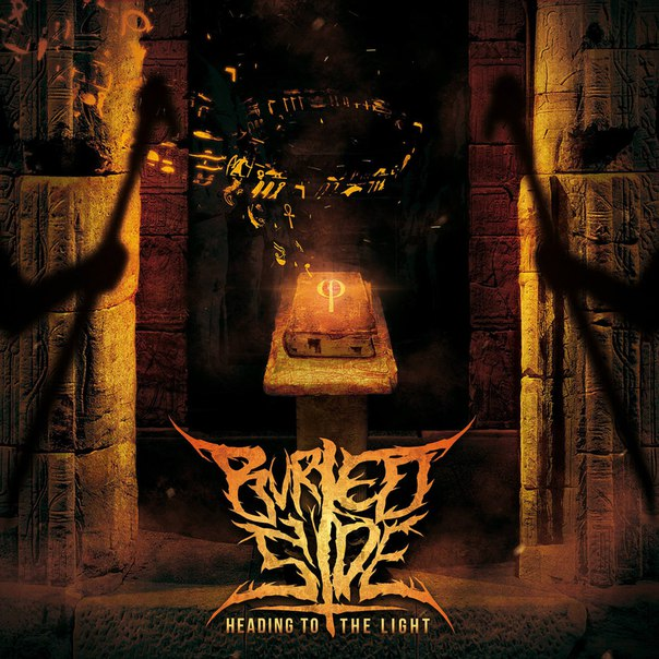 Buried Side - Heading To The Light (2016)