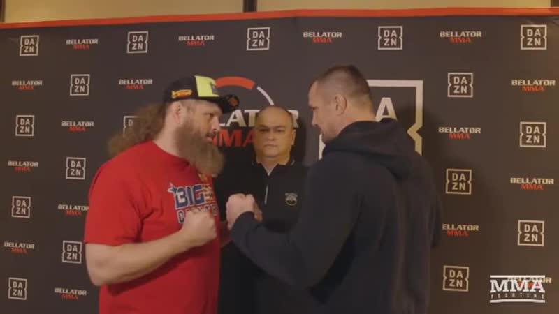 Мирко КроКоп Филипович vs Рой Нельсон