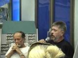 Сергей Алексеев и Михаил Задорнов в Торговом Доме Книги