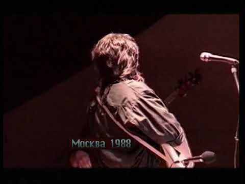 20.11.1988 Кино Концерт памяти Башлачёва Лужники