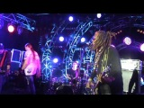 T.M. Stevens in Music Moscow 18.10.2013 part1