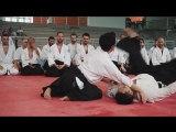 Aikido Highlights of Caserta Marici Dojo in Italy - Shirakawa Ryuji shihan