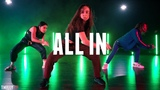 ZaeHD &amp CEO - ALL IN - Choreography by Willdabeast Adams ft. Sean Lew &amp Kaycee Rice #TMillyTV