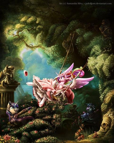 Принцессы Дисней в Сауне (Disney Princesses Sauna)