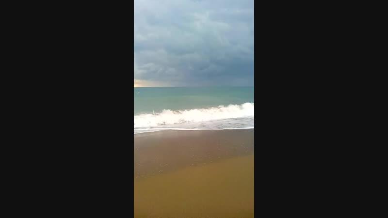 покрыла волна