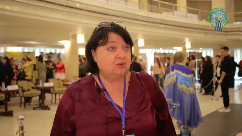 Эксперт форума Мери Русанова