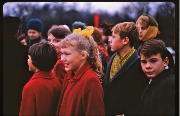 СССР, Ленинград, 1967 год. Фотограф: Артур Тресс (Arthur Tress).