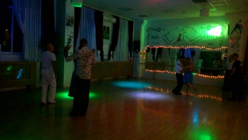 Танец именинниц. Поздравляем Марию и Анну с Днем рождения