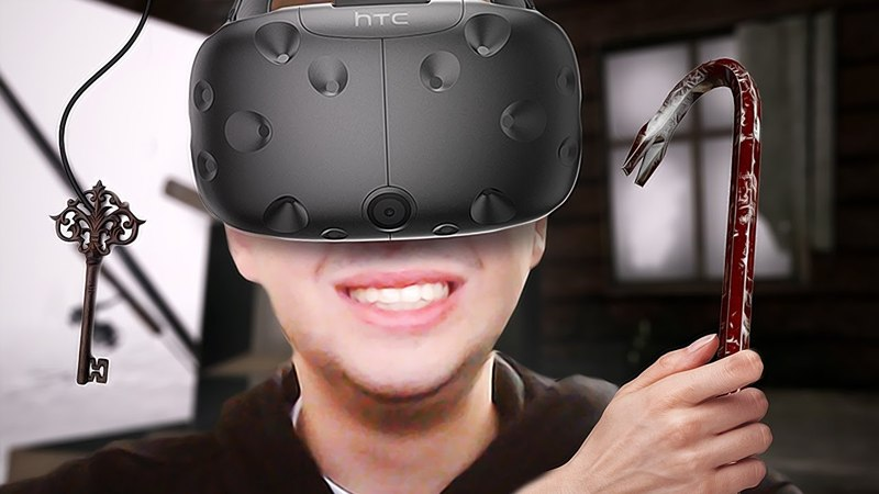 EU TO PRESO! - A CHAIR IN A ROOM: GREENWATER (HTC VIVE) 2