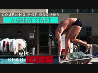 Starts with brad tandy - the leg kick