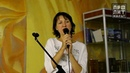 Марина Мамонтова читает свое стихотворение