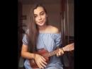 Александра Безуглова Natalia Oreiro - Valor (Cover)