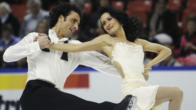 M. DUBREUIL AND P. LAUZON - 2007 WORLDS - FD
