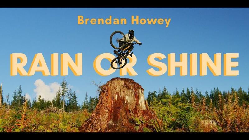 Brendan Howey: Rain Or Shine