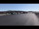 MaiN inşaat Finişer ile asfalt serme sıkıştırma imalatı