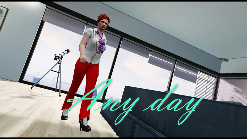 GTA 5 Online - Any day