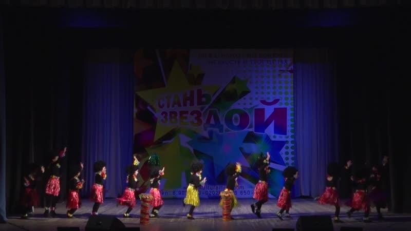 УЧАСТНИК №41 детский хор. коллектив СЮРПРИЗ (дет. танец - ЗАБАВНЫЕ ОСТРОВИТЯНЕ)