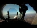 Украинский вертолёт сбил российский беспилотник