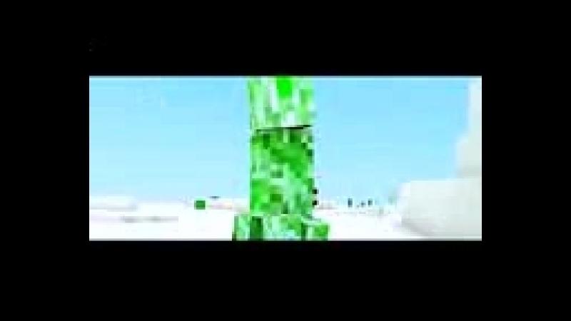 Мультики Minecraft ✧№4✧minecraft мультик по русски ( 144 X 176 ).3gp