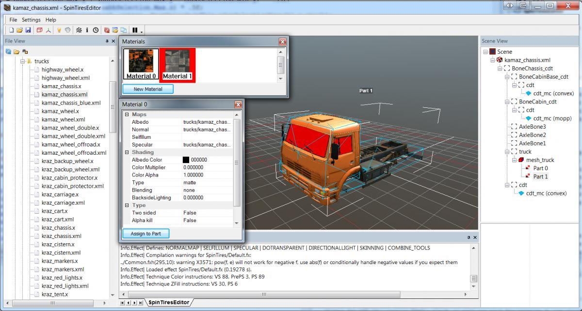 Официальная поддержка модов и редактор грузовиков DzXR6uy6LZ8