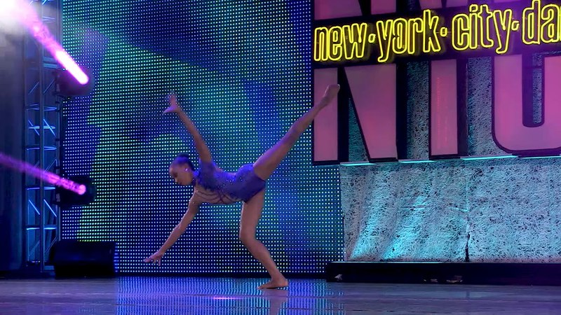 MADISON BROWN | 2017 National Junior Female OD | Lents Dance Company