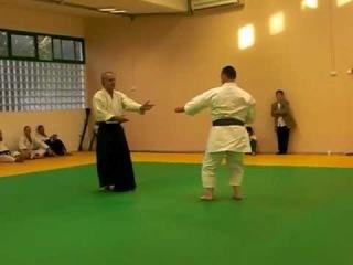 Shlomo David Sensei 7 Dan & Slavik 4 Dan Karate