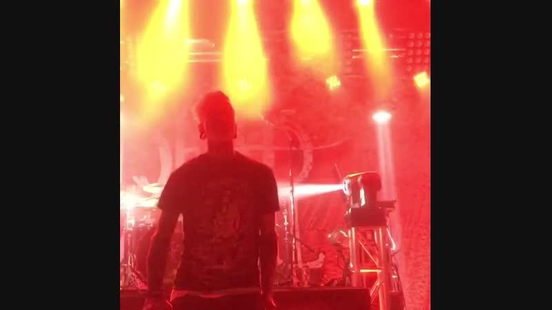 DbA More Than Yesterday live Kalmar Tatueringsmässa 27 10 2018