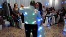 Танец папы и дочки, мамы и сына, бросание букета, подвязки, семейный очаг и танец, шампанское
