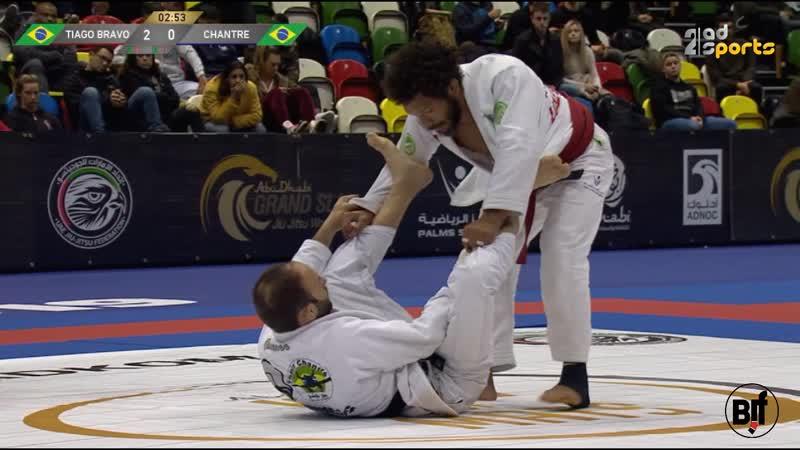 Group B -Tiago Bravo vs Samir Chantre kingofmats2019