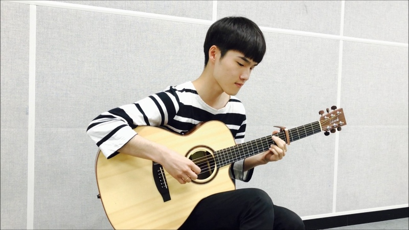 (Roy Kim) 문득(Suddenly) - Saehun Kim (fingerstyle guitar)