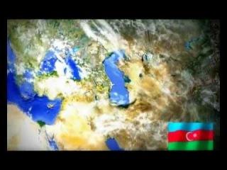 """Gunaz TV Guney Azerbaycan Tebriz Erdebil Urmiyye Sabalan Yeni Klip """"Araz"""" Alovsat Agdamsky"""