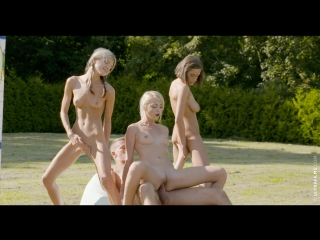 Anabelle, Gina Gerson, Katy Rose - World Cup Final Battle