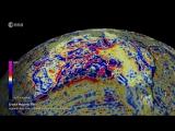 3D Карта магнитных аномалий Земли. Новая высокоточная карта 14 апр 2018