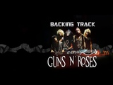 Knockin On Heavens Door Guitar Backtrack By Guns N Roses