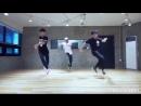 пре-дебют Ли Ноу в танцевальной академии