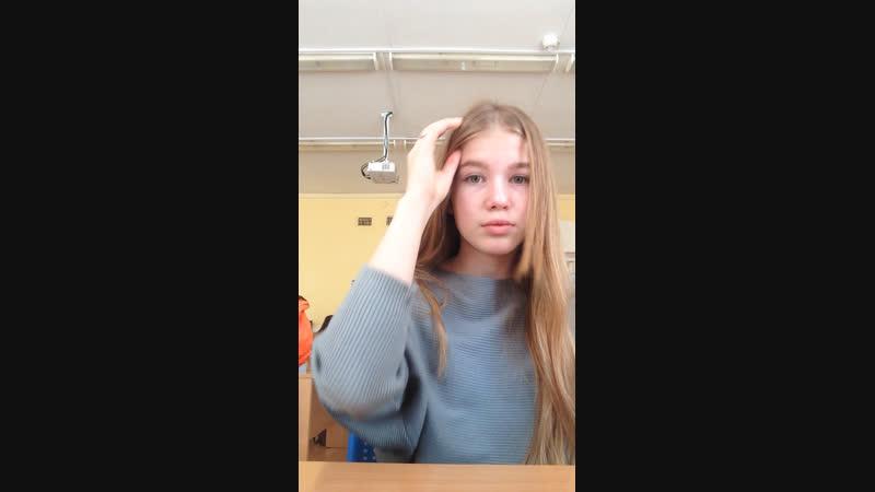 Алиночка Горчакова — Live