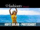 Hofit Golan Model Shoot in Bali for Igor Fain   FashionTV