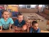 Дети из Оздоровительного детского садика очень радовались