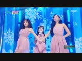 [190105] Lovelyz - Lost N Found @ Music Core