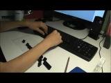 Как почистить клавиатуру.(Если нечего делать)