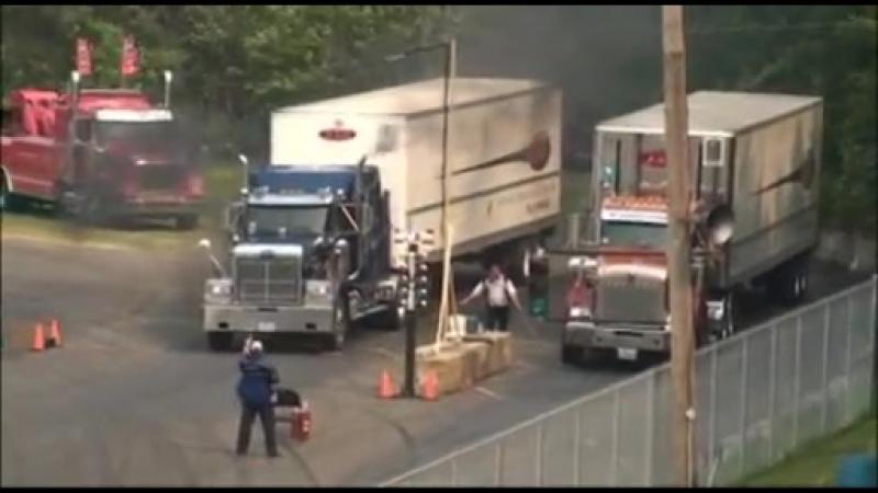 Drag camion lourd Ste-Croix