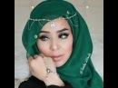 GRWM Style Vid: Eid Makeup & Hijab Look 1 www.fatihasworld.com