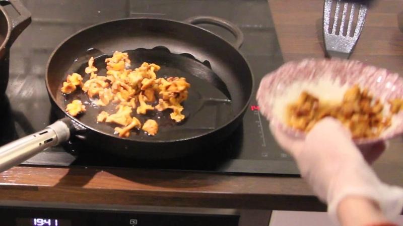 ЗАКУСКИ. Горячий грибной бутерброд А - ЛЯ ЖУЛЬЕН. » Freewka.com - Смотреть онлайн в хорощем качестве