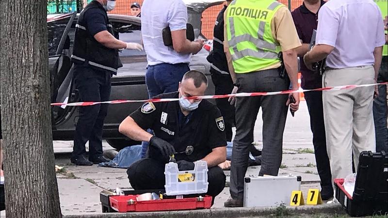 Вбивство співробітника поліції