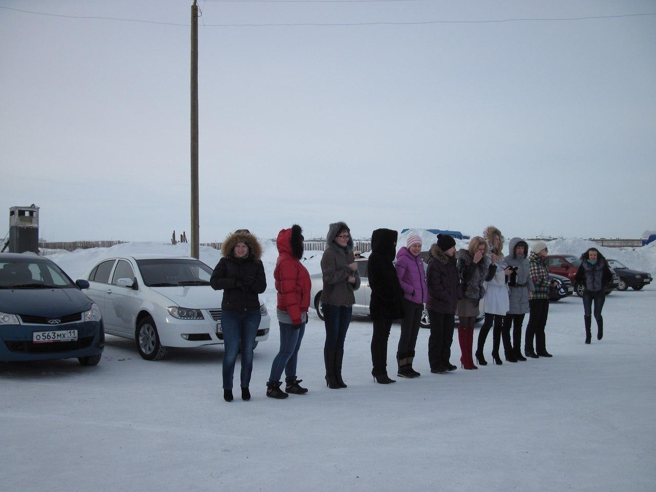 Воркутинские девушки фото