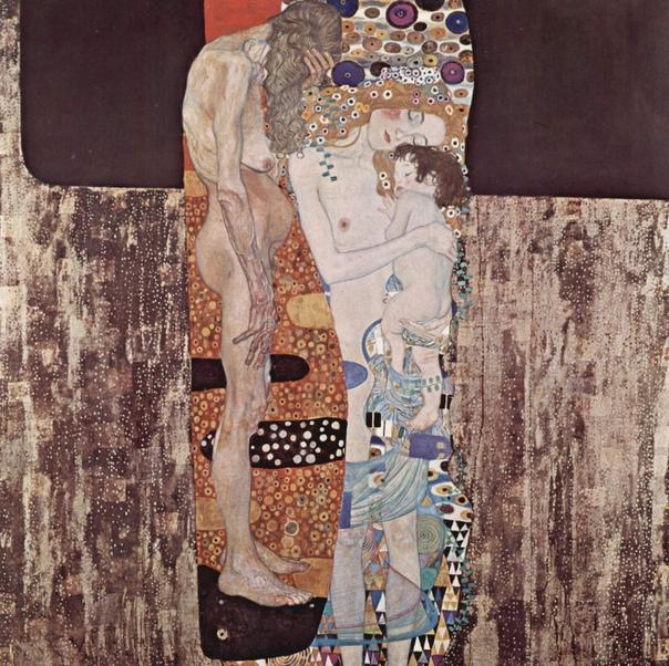 История одного шедевра. «Три возраста женщины», Густав Климт