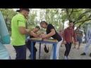 Бесплатная секция армрестлинга ГИДРОПАРК г. Киев 16.09.18